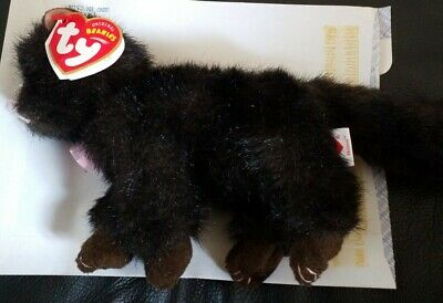 Ty Beanie Baby. Heiress The Cat. With Tag