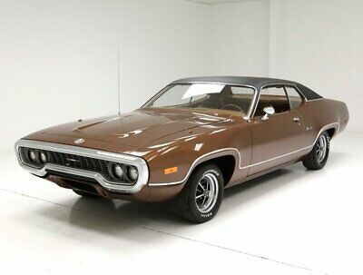 1972 Plymouth Satellite Sebring All Original Car  38,044 Original Miles Show quality Golden Haze Paint