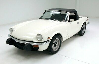 1974 Triumph Spitfire  1500CC Engine/Dual Webers Good Exterior Condition  Rust Free Solid Undercarriage