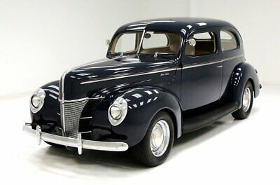 1940 Ford Deluxe  All Steel Body 221ci Flathead V8 Rebuilt 3-Speed Smooth Riding