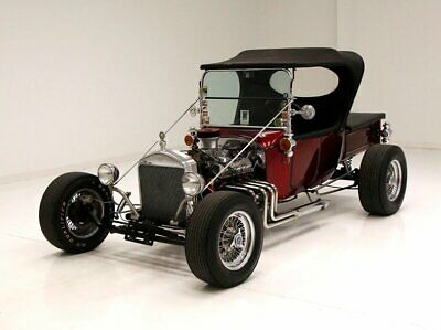 1923 Ford T Bucket  Early Build T Bucket 351ci Cleveland Engine Kandy Apple Red