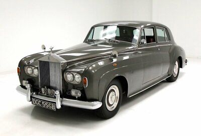 1965 Rolls-Royce Silver Cloud III  Nice No Rust Exterior Upgraded 6.2 Liter V8 Red Leather/Wilton Carpet/Burl Wood
