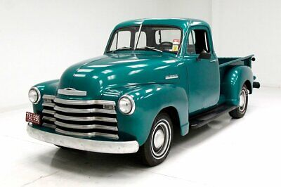 1952 Chevrolet 3100  5-Window Cab Older Paint Ready for Restoration
