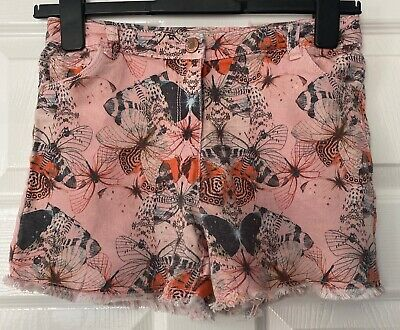 Girls NEXT Butterfly Summer Shorts Age 12 Years