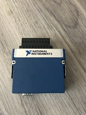 National Instruments NI-9265 C Series Current Output Module 4-channel cDAQ cRIO