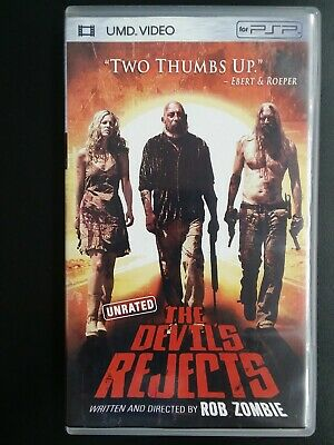 The Devil's Rejects (UMD, 2005) CIB * FREE SHIPPING*
