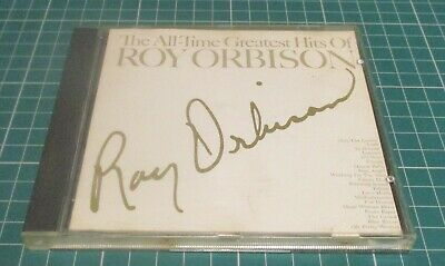 CD Album - Roy Orbison - The All-Time Greatest Hits Of