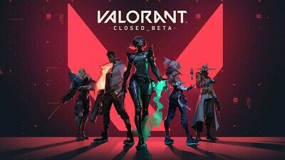 Valorant Closed Beta Account EUW Riot Games key fast delivery