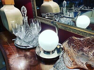 Milk Glass Empire Art Deco Shade - Absolute Excellent Condition