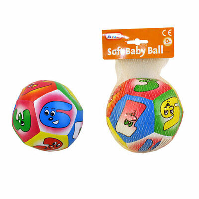 Soft Baby Ball baby toy colorful numbers ideal gift unisex girl boy