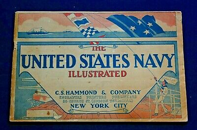 The United States Navy Illustrated, 1917