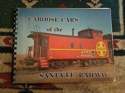 Caboose Cars of the Santa Fe Railway