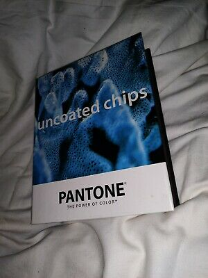 Pantone -Color specific/Uncoated Chips book