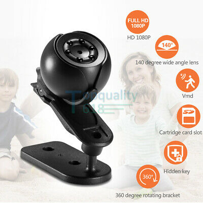 1080P HD Mini Smart Security IP Camera Wireless Home DVR Night Vision Camcorder