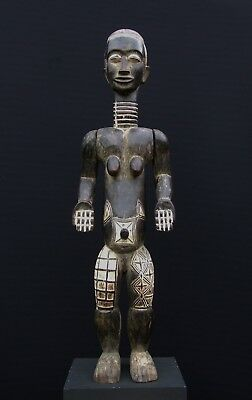 Bete Female Figure ---- moveable arms ---- Afdrican Art