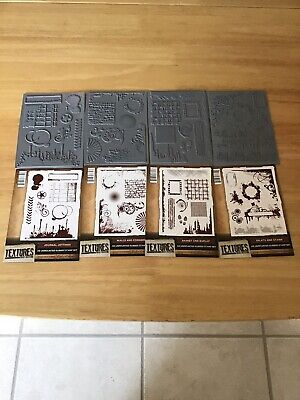 Crafters Companion Unmounted Rubber Stamps