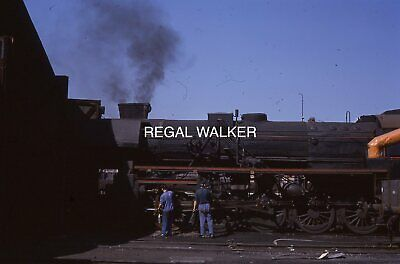 Original 35Mm Obb Austria Austrian Railway Slide Steam Workings At Gkb 1973
