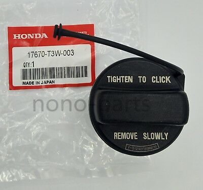 Genuine Honda 17670-SM1-A03 Fuel Filler Cap