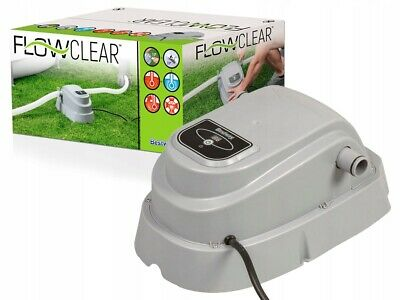 Bestway Flowclear 2.8kw swimming pool heater NEW! limited stock