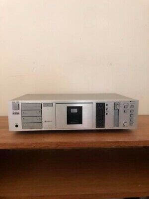 Nakamichi BX-125 Cassette Deck Tape Player Recorder *very rare*