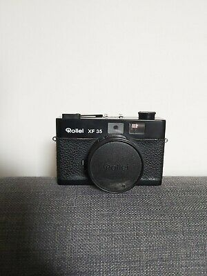 Rollei XF 35, 35mm camera with Sonnar 40mm F2.3 Lens