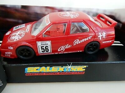 Scalextric C496 Alfa Romeo No 56 Limited Edition - Mint boxed
