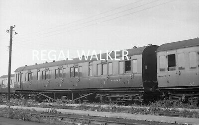 Original Hc Casserley British Railway Negative - Coach M18004M Stonebridge Pk 63