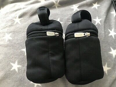 2 Tommee Tippee Baby Bottle Travel Warmer Insulated Bag.