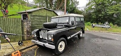 land rover series 109 1969