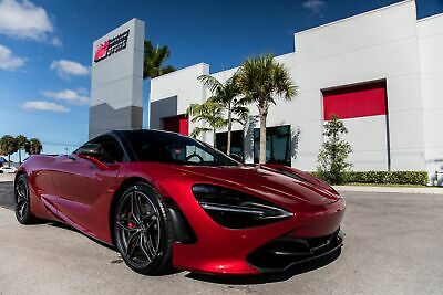 2018 McLaren 720S Performance 2018 720s PERFORMANCE - 4,572MILES - NOSE LIFT - CARBON INSIDE AND OUT