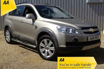 2010 Chevrolet Captiva VCDI LTX Auto ESTATE Diesel Automatic