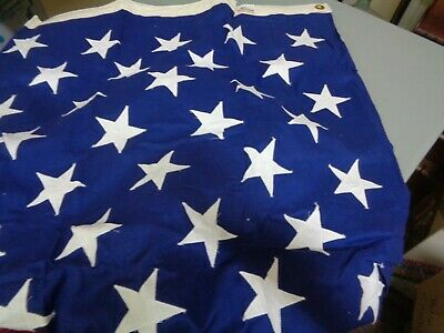 """Best Valley Forge American Flag 50 Stitched Stars 112 X 56"""""""