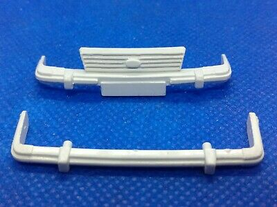 SCALEXTRIC FORD XR3i WHITE BUMPER SET