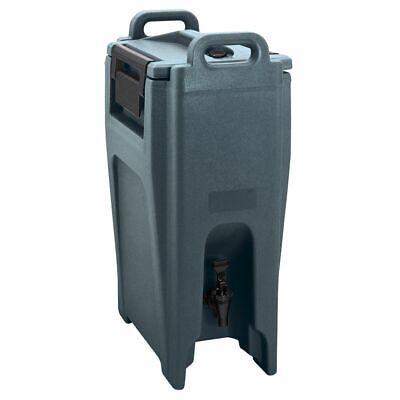 Cambro UC500191 Ultra Camtainer Granite Gray 5.25 Gal Beverage Carrier