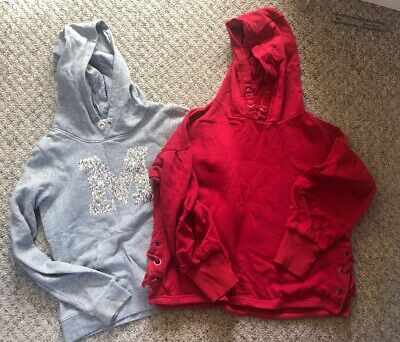 Girls Hoodies Age 11-12 Next and H&M