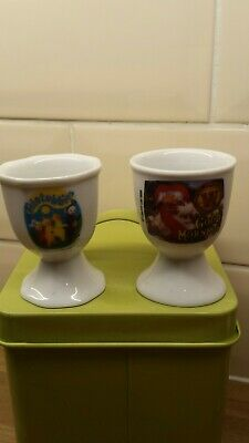 Vintage Collectable Childrens Egg Cups