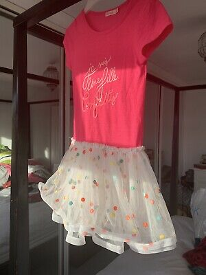 Hirls Billie Blush Dress  Age 6