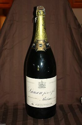 1933 LANSON Bottle VERY RARE COLLECTABLE like JIM BEAM decanter