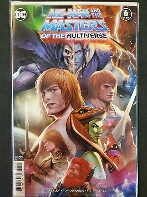 He-Man & the Masters of the Multiverse #6 DC VF/NM Comics Book