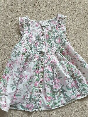 Girls Next Floral Tunic 4 Years