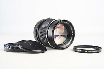 Mamiya Sekor C 150mm f/3.5 Lens with Caps & UV Filter for 645 Pro TL 1000s V17