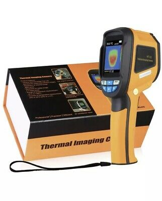 """URPRO Infrared (IR) Thermal Imager Imaging Camera 2.4"""" Full Angle Color Display"""