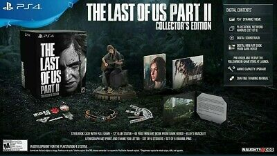 The Last Of Us Part 2 II - Collector's Edition *PRE-ORDER* 🇨🇦