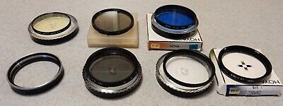Hasselblad and for Hasselblad Filter and Filter Holder Lot