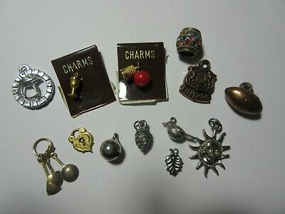 Vintage Lot Of Assorted Charms