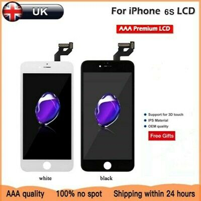 UK For iPhone 6S Screen Replacement 3D Touch Digitizer LCD Display Assembly