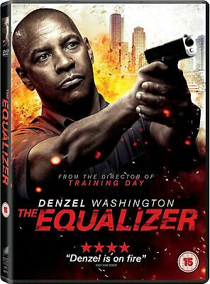 The Equalizer [DVD] [2014] [New & Sealed]