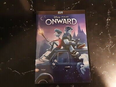 Onward Disney Pixar 2020 Film, Used  Dvd, New Dvd & Digital Code