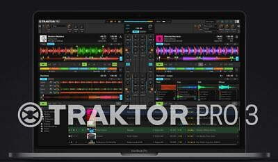 Traktor Pro 3 complete full version only for PC License