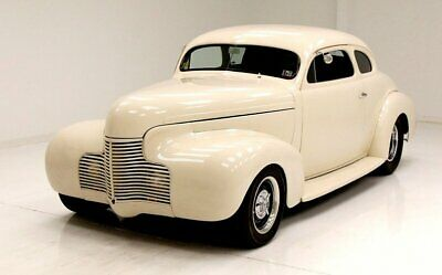 1940 Chevrolet Master Deluxe  402ci Big Block TH400 Transmission Chopped Top M/T Rear Tires